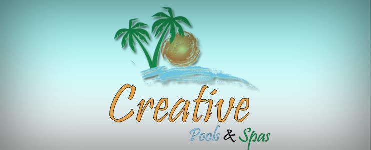 Contest Entry #127 for Design a Modern Logo for Creative Pools and Spas