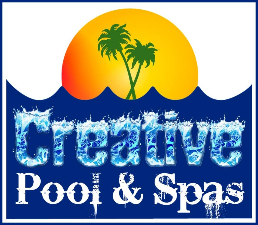 Contest Entry #112 for Design a Modern Logo for Creative Pools and Spas