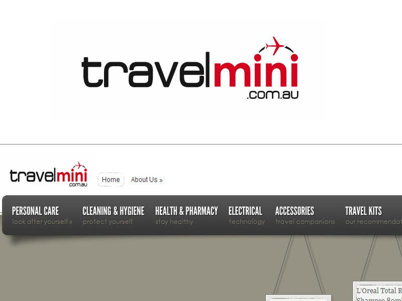 #95 for Graphic Design for Logo for Travel Mini by askleo