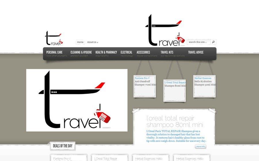 Inscrição nº                                         35                                      do Concurso para                                         Graphic Design for Logo for Travel Mini