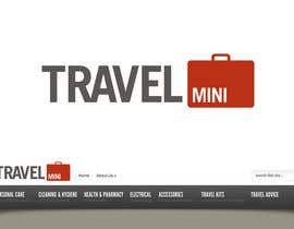nº 21 pour Graphic Design for Logo for Travel Mini par somensato