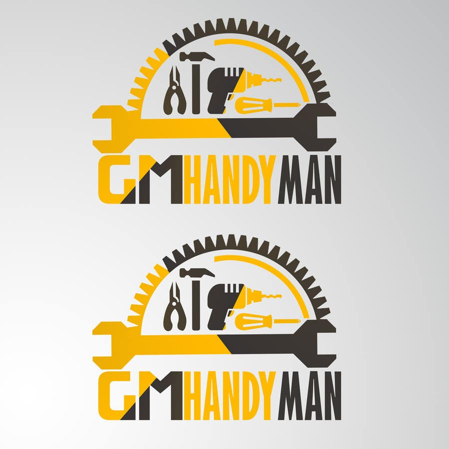 entry 41 by avishekm for need a logo design for a handyman business