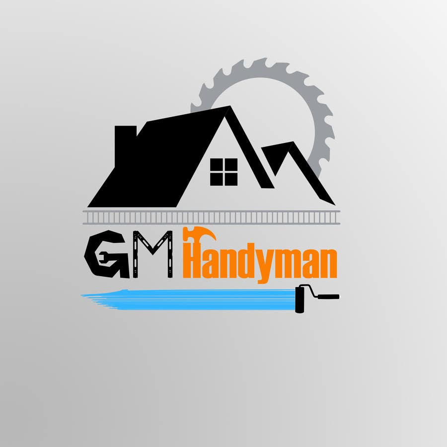 entry 57 by avishekm for need a logo design for a handyman business