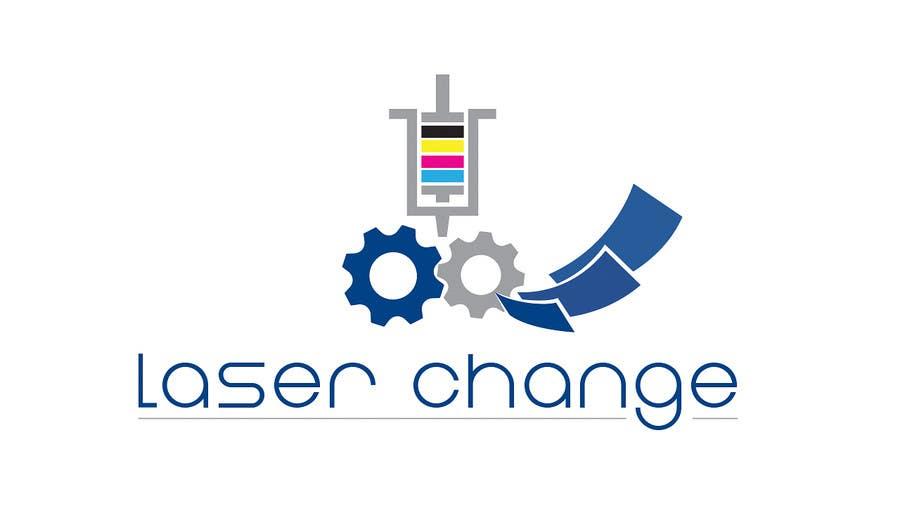 Inscrição nº 116 do Concurso para Design a Logo for Laser Change