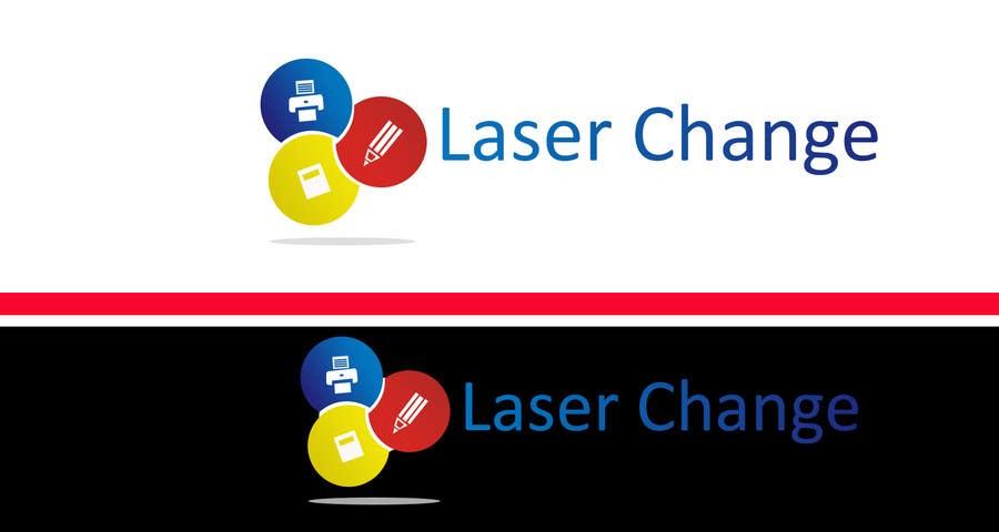 Proposition n°14 du concours Design a Logo for Laser Change