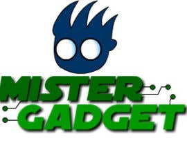 "#9 for Сreate a logo for online gadget store ""MisterGadget"" af MrEnthusiast"