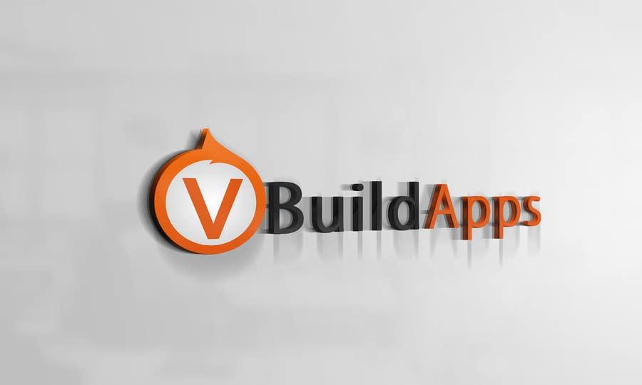 Kilpailutyö #74 kilpailussa Design a Logo for vbuildapps - vbuildapps.com