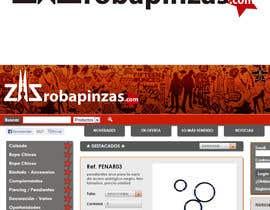 nº 32 pour Re-diseño de logotipo e imagen de cabecera nuestra tienda online par thenomobs
