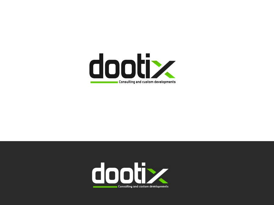 Contest Entry #550 for Logo Design for Dootix, a Swiss IT company