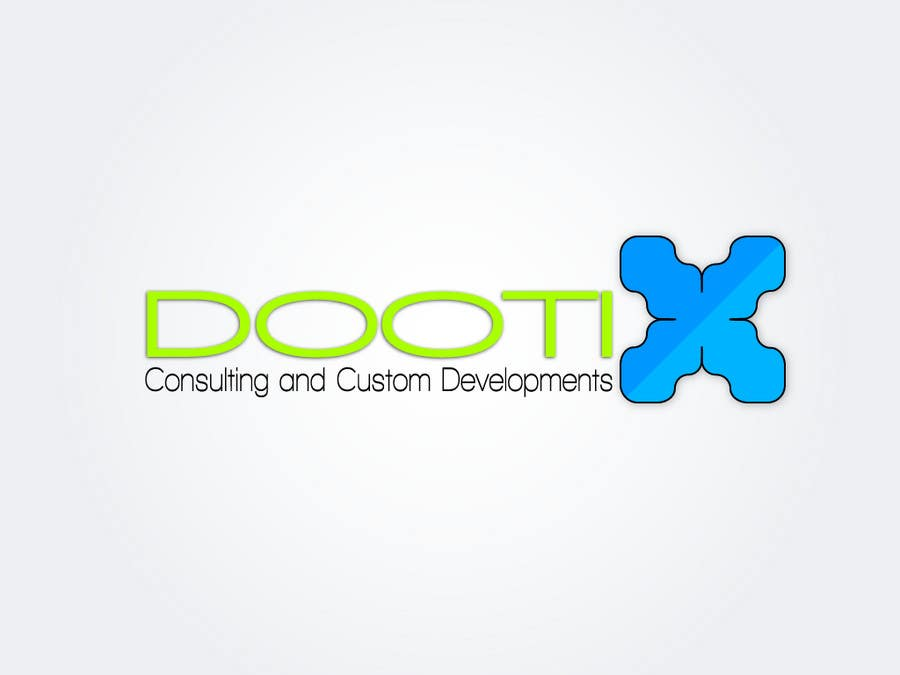 Contest Entry #589 for Logo Design for Dootix, a Swiss IT company