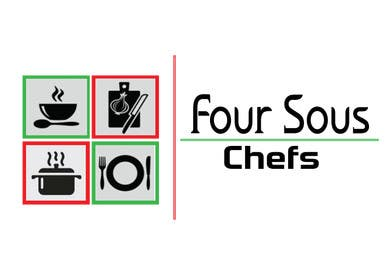 #53 for Design a Logo for Sous Chefs af gpatel93
