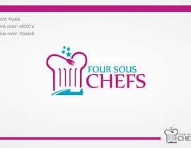 Nro 43 kilpailuun Design a Logo for Sous Chefs käyttäjältä BestDesignIdeas