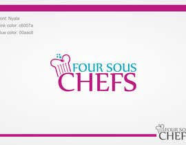 #44 for Design a Logo for Sous Chefs af BestDesignIdeas