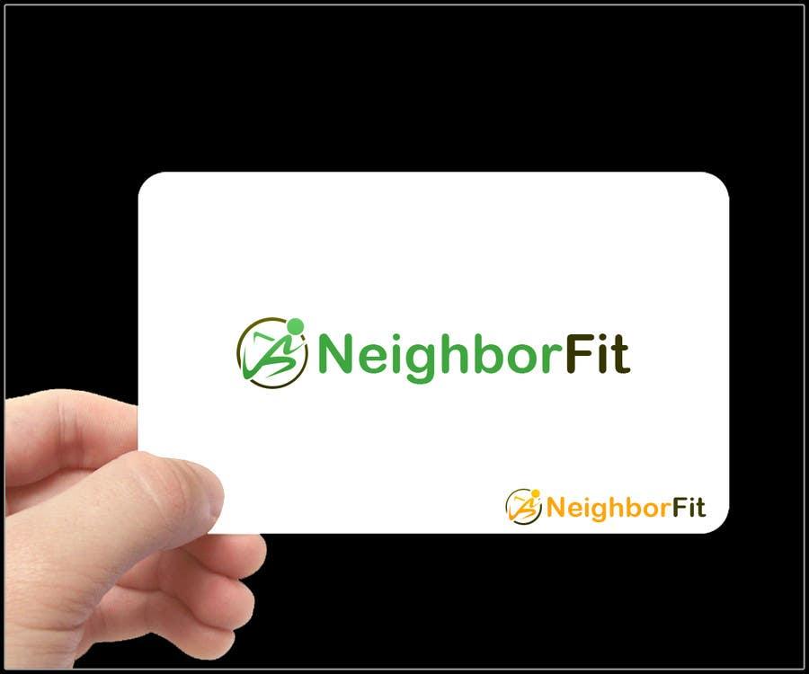 Inscrição nº 40 do Concurso para Design a Logo for NeighborFit