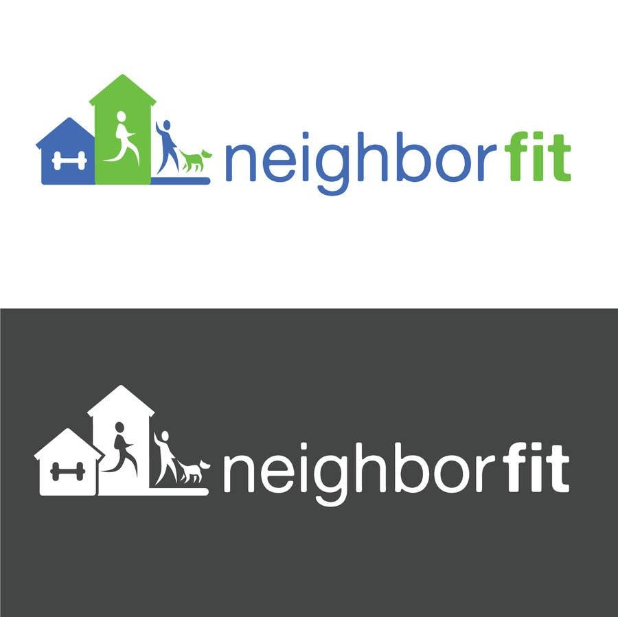 Inscrição nº 52 do Concurso para Design a Logo for NeighborFit