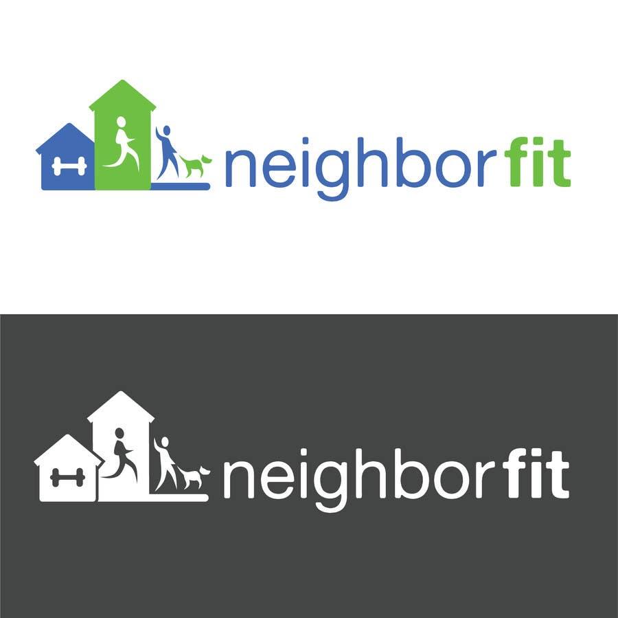 Inscrição nº 54 do Concurso para Design a Logo for NeighborFit
