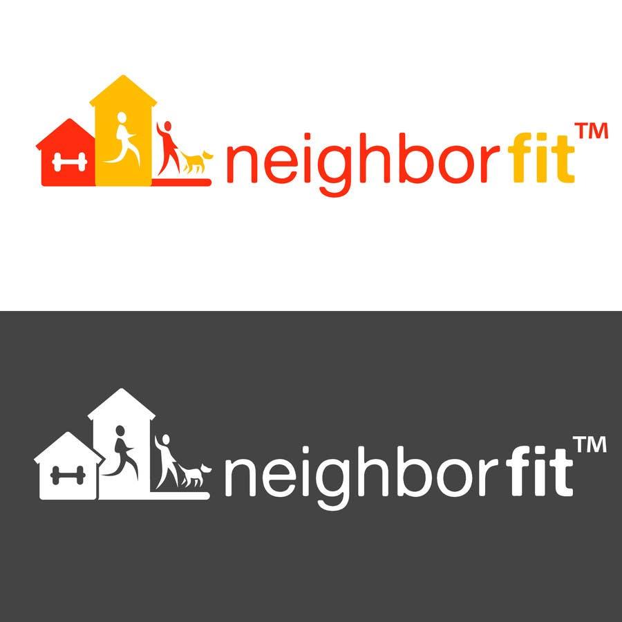 Inscrição nº 119 do Concurso para Design a Logo for NeighborFit