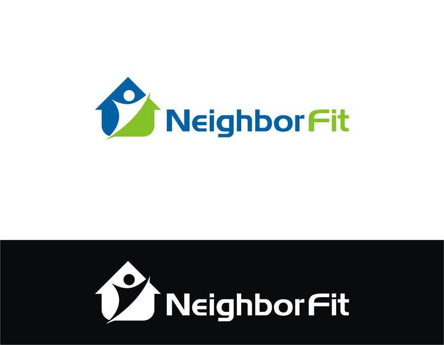 Inscrição nº 93 do Concurso para Design a Logo for NeighborFit