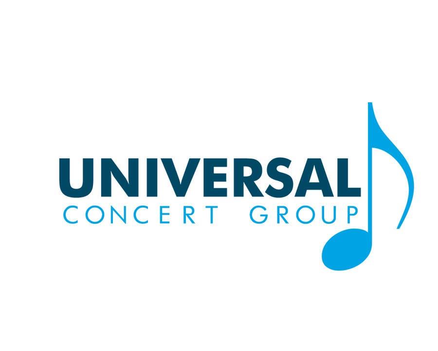 Bài tham dự cuộc thi #13 cho Universal Concert Group