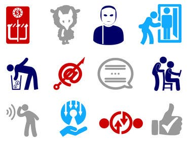 Image of                             Design 20 Icons in high res and ...