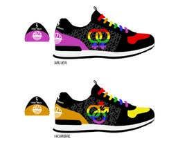 #24 para Diseño de los gráficos de unas zapatillas de MaikyMike