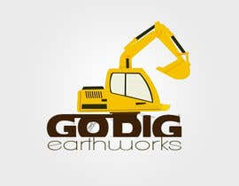 #58 para Logo & Stationery Design for GO DIG EARTHWORKS por Boiw