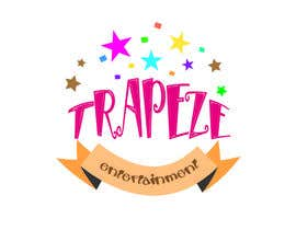 #88 para Design a Logo for Trapeze Entertainment por anaung