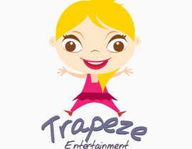 #71 para Design a Logo for Trapeze Entertainment por anishlive