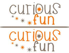 #224 untuk Design a Logo for 'Curious Fun' oleh developingtech