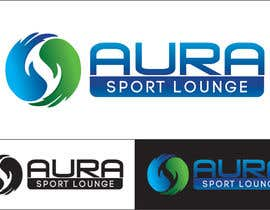 #65 for AURA Sports Lounge - LOGO af Creative00