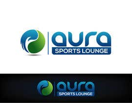 #67 for AURA Sports Lounge - LOGO af texture605