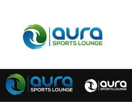 #69 for AURA Sports Lounge - LOGO af texture605