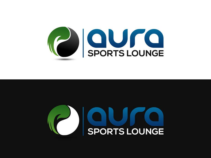 Contest Entry #72 for AURA Sports Lounge - LOGO