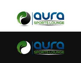 #74 for AURA Sports Lounge - LOGO af texture605