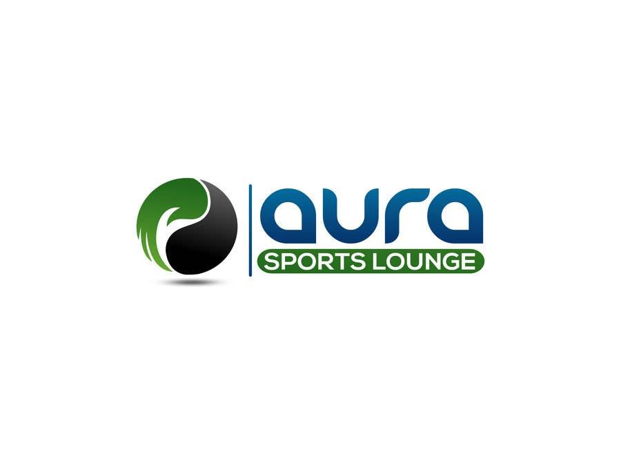 Kilpailutyö #78 kilpailussa AURA Sports Lounge - LOGO
