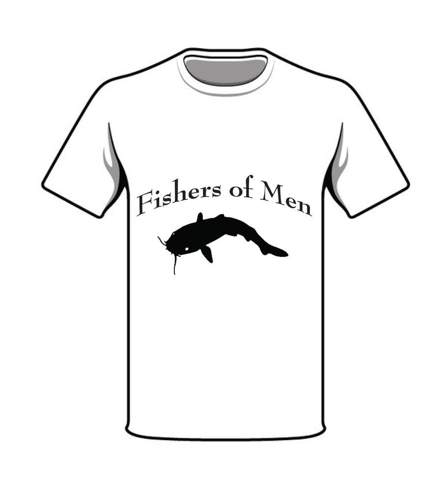 #63 for Fishers of Men T-shirt design contest by golodyaev