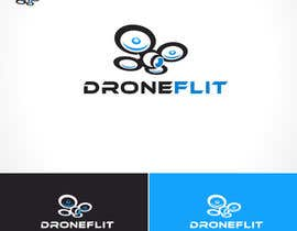 #25 for Design a FLAT logo - Drone niche by ghaziaziz