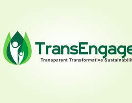 developingtech tarafından Design a Logo for TransEngage eco-sustainability consultancy için no 1