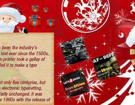 #13 cho Design a Christmas Themed Banner for a Game Hosting Company bởi imran030