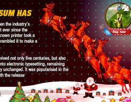 #17 untuk Design a Christmas Themed Banner for a Game Hosting Company oleh imran030