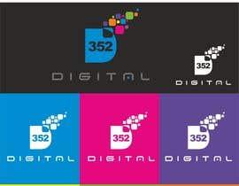 #160 para Design a logo for a digital communications agency por luismiguelvale