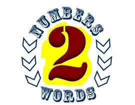#73 untuk Design a logo for www.numbers2words.com oleh jayeshshelar