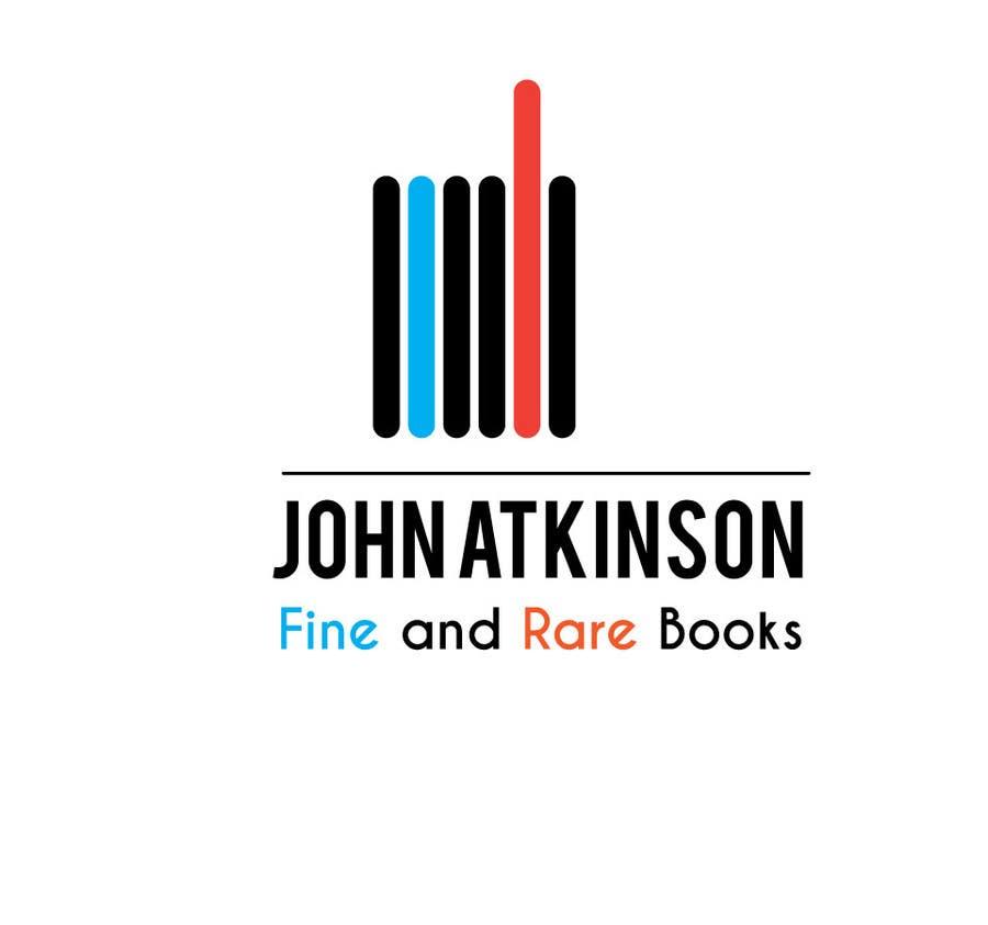 Bài tham dự cuộc thi #13 cho Design a Logo for John Atkinson Fine and Rare Books