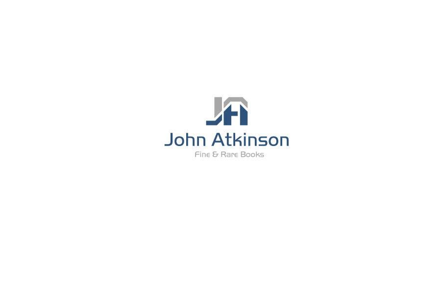 Bài tham dự cuộc thi #35 cho Design a Logo for John Atkinson Fine and Rare Books