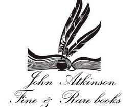 #30 cho Design a Logo for John Atkinson Fine and Rare Books bởi hemalibahal