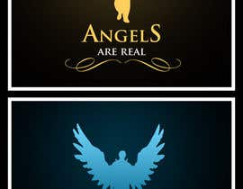 #61 para Angels Are Real Logo Design por rois1985