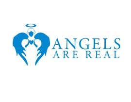 #106 for Angels Are Real Logo Design af Eviramon