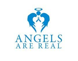 #96 para Angels Are Real Logo Design por Eviramon