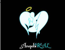 #32 para Angels Are Real Logo Design por kr3ig