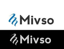nº 56 pour Design a Logo for Mivso par creativeblack